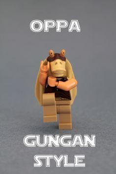 Oppa Gungan Style :)))