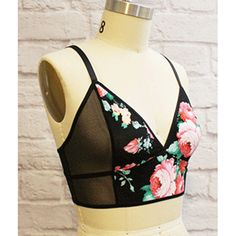 Ohhh Lulu Sarah Longline Bralette Sewing Pattern