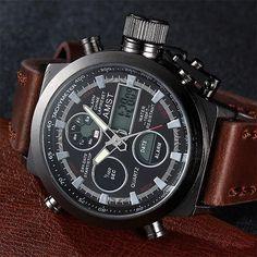 #Купить #армейские_часы #AMST (производство - Финляндия). Стильный дизайн. Хороший механизм