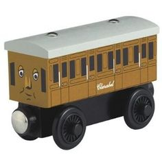 Amazon.com: Thomas And Friends Wooden Railway - Annie And Clarabel ...