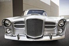 1960 facel vega two door coupe russo and steele - image 306807 Vegas, Mercedes Benz Logo, France, Honda Logo, Rolls Royce, Car Ins, Luxury Cars, Cool Cars, Arizona