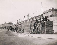 Brighton sea front defences