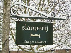 Slaoperij, Bed and Breakfast in Orvelte, Drenthe, Nederland | Bed and breakfast zoek en boek je snel en gemakkelijk via de ANWB