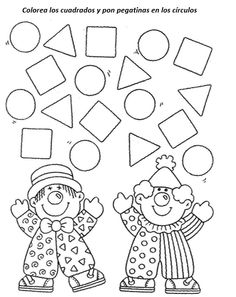 Hottest Totally Free preschool crafts shapes Thoughts This page features SO MANY Kids crafts which have been suitable for Toddler plus Little ones. I believed it was time p Preschool Circus, Circus Crafts, Carnival Crafts, Preschool Crafts, Free Preschool, Kids Crafts, Preschool Worksheets, Kindergarten Activities, Preschool Activities