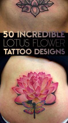 Lotus-Flower-Tattoo-Designs