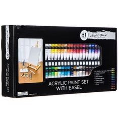 Inventive 40 Piece Drawing Pencils And Sketch Set In Pop Up Zipper Case Pastel And Charcoal Pencils And Accessories Includes Graphite