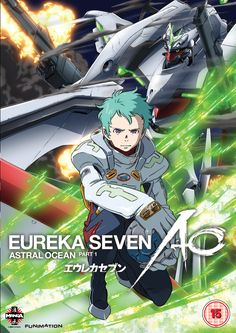 Robots vs aliens: A review of Eureka Seven AO