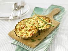 Vegetarische Quiches - smarter - Zeit: 30 Min. |