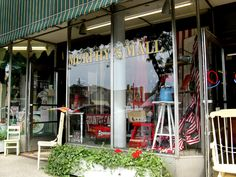 Murphy's Mall. 321 Center Street, South Haven, Michigan. My favorite shop in south haven!