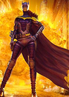 By defeating the High Councilor, she had announced Batgirl to the world in an impressive fashion.