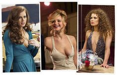 *How to American Hustle hair - maybe for the Oscar party?