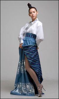 Reinvention of Hanbok.