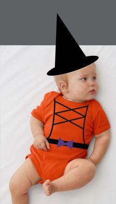 Little Witch  Child's Tee or Onesie by DivinusTs on Etsy