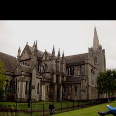 St Patrick's in Ireland