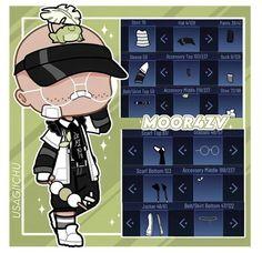 Chibi Girl Drawings, Cute Kawaii Drawings, Manga Clothes, Drawing Anime Clothes, Character Outfits, Cute Anime Character, Club Outfits, Boy Outfits, Foto Gift