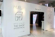 "2012 Exhibition ""HUB TOKYO"" vol.2 @Mercedes-Benz Connection"