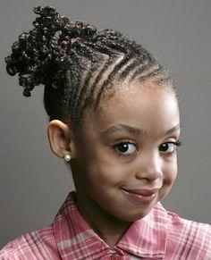 peinados para niñas variantes modernas