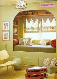 Inspiration for decoration: playroom