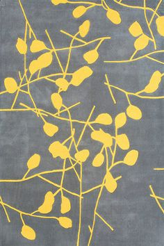 Foreign Accents Festival Floral Grey Rug....$538.00 - $998.00