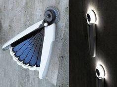 Lâmpada solar criada pelo designer Jang Eunhyuk