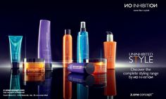 The complete styling range by NO INHIBITION on YOU Magazine!