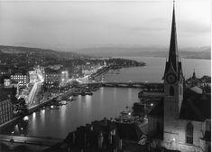 Zurich, Switzerland, The Past, Archive