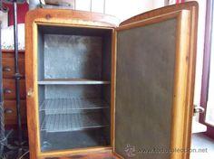 """Los """" frigoríficos """" que se usaban en los años 60"""