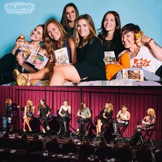 We celebrated the twentieth anniversary of THE BABY-SITTERS CLUB with director Melanie Mayron and stars Schuyler Fisk, Rachael Leigh Cook, Larisa Oleynik, Bre Blair, Marla Sokoloff, and Stacey Ramsower! #babysittersclub #melaniemayron #schuylerfisk #rachaelleighcook #larisaoleynik #breblair #marlasokoloff #staceyramsower Rachel Leigh Cook, Alamo Drafthouse, The Baby Sitters Club, Movies And Tv Shows, The Twenties, Movie Tv, Anniversary, Stars, Celebrities