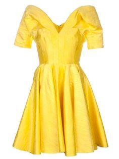 in love... ALEXANDER MCQUEEN Jacquard Full Dress