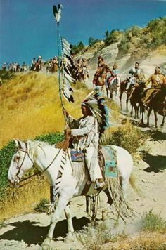 The ground on which we stand is sacred ground. It is the blood of our ancestors.