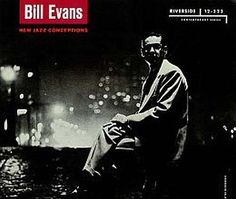 "Recorded on September 18 and 27, 1956, ""New Jazz Conceptions"" is the debut album as a leader by Bill Evans. TODAY in LA COLLECTION on RVJ >> http://go.rvj.pm/49j"