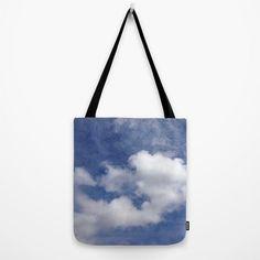 Tote Bag Clouds