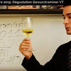 Sélection Prestige Octobre 2015 - Dégustation AOC Alsace Gewurztraminer Vendanges Tardives 2011 - Florian BECK-HARTWEG #vin #winebox  #degustation #tasting #alsace #sweet #vendangestardives #moelleux #sommelier #somm #france