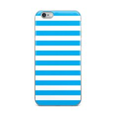 Blue Stripes iPhone Case by CoolFunAwesomeTime on Etsy @etsy @printful #etsy #printful #phone #phonecase #fashion #style #stripes #modern #pattern #geometric #geometricpattern #stripedpattern #abstract #abstractpattern #classic #chic #tech #products #buy #shop #shopping #sale #blue #bluestripes
