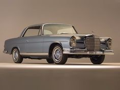 mercedes 250SE 1966