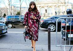 Street Style: Paris Fashion Week Fall 2015 – Vogue