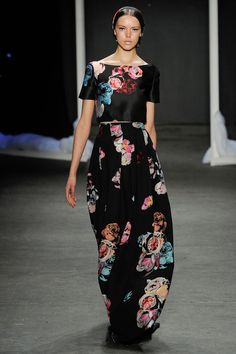 Honor | Fall 2014 Ready-to-Wear Collection | Style.com