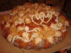 Свадебный торт-каравай