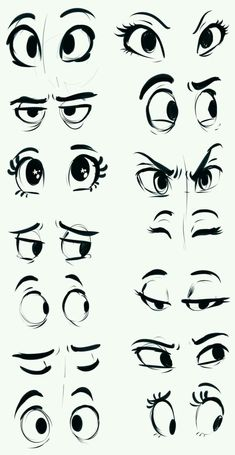 How to draw cartoon eyes? Yes, it is very easy to draw cartoon eyes. The eyes are among the most important features for any cartoon. Drawing Eyes, Drawing Sketches, Pencil Drawings, Sketching, Cartoon Eyes Drawing, Eye Sketch, Drawing Cartoons, Cartoon Sketches, Drawing Drawing