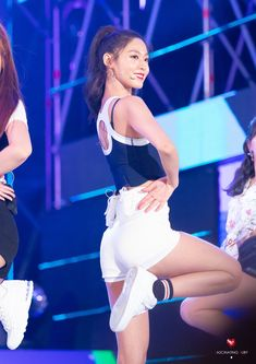 180707 AOA Seolhyun Kpop Girl Groups, Kpop Girls, Kim Seolhyun, Jimin Aoa, Lovely Legs, Korean Music, Girl Bands, Beautiful Asian Women, Sexy Asian Girls