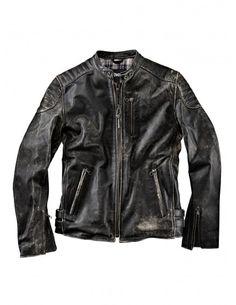 """Schott N.Y.C. Lederjacke """"Racer Jacket-black"""""""