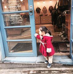 Coat - Seoul - Korea @petitmarchons