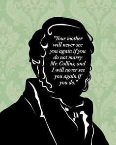 Mr. Bennet quote (Pride and Prejudice) by 10cameliaway