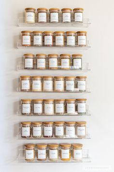 Woodworking Joinery The Family Handyman BEAUTIFUL spice rack organization! Joinery The Family Handyman BEAUTIFUL spice rack organization!