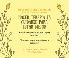 Terapia Frases, Therapy