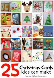 Image result for christmas cards kids can make