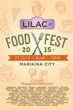 The Weekend Food Markets You Shouldn't Miss! Cookie In A Mug, To Do This Weekend, Foods, Marketing, Manila, Eat, Lilac, Urban, Drink
