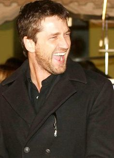 One of many things I adore about Gerry is his irrepressible, fun-loving personality. <3