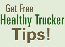 The 5 Biggest Struggles to Maintaining Truck Driver Health on the Road and tips to over come them!