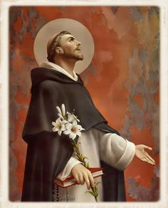 Testimonios para Crecer: Santo Domingo de Guzmán 8 de agosto